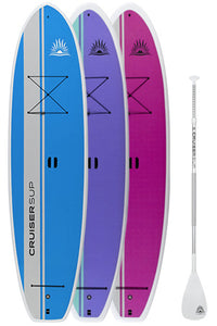 CruiserSUP® Dura-Maxx (Dura-Shield™ Shell) Paddle Board
