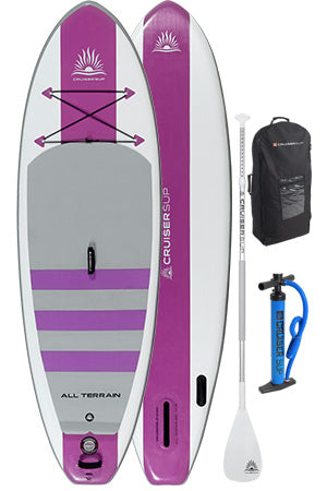 CruiserSUP® Escape Inflatable Paddle Board Packages