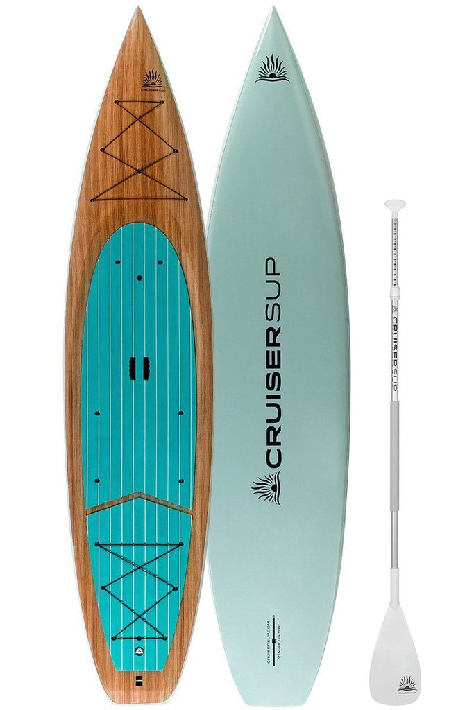 "CruiserSUP® V-Max DS 11'6"" Touring Paddle Board with Dura-Shell"