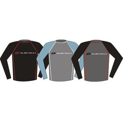 2-TONE DRI-FIT LONG SLEEVE