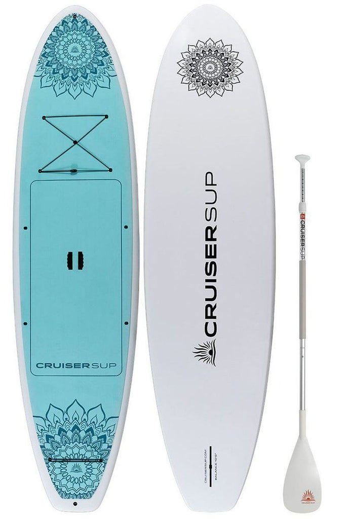 Cruiser SUP Balance yoga stand up paddle board