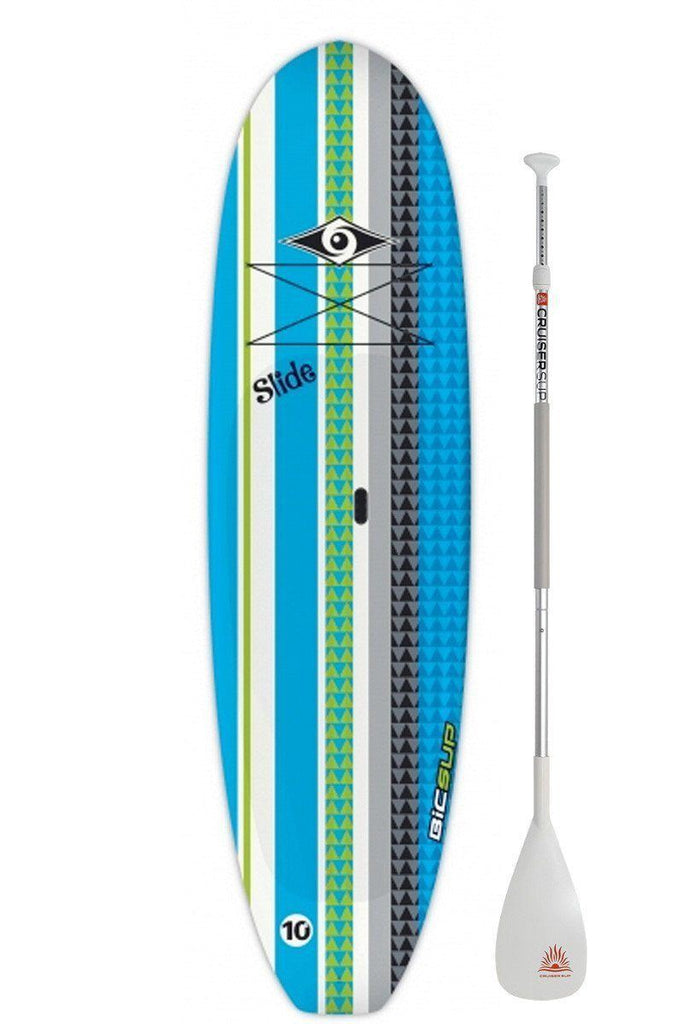 NEW -  BIC 10'6 SUP SLIDE PACK