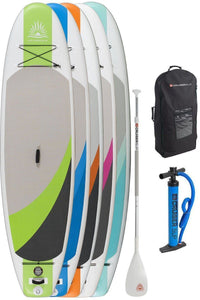 Cruiser SUP Crossover Air inflatable stand up paddle board