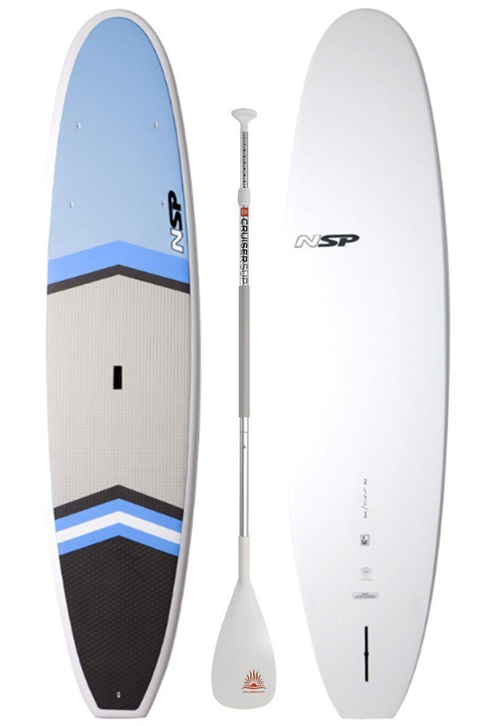 "NEW  NSP Cruise E-Plus 10'2"" and 11'6"""