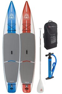 Cruiser SUP V-Max Air inflatable stand up paddle board package