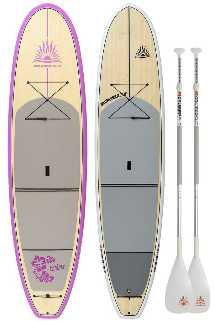 "Classic 9'6""-12' Ultra-Lite Bamboo/Carbon/Kevlar - Two Board Package"