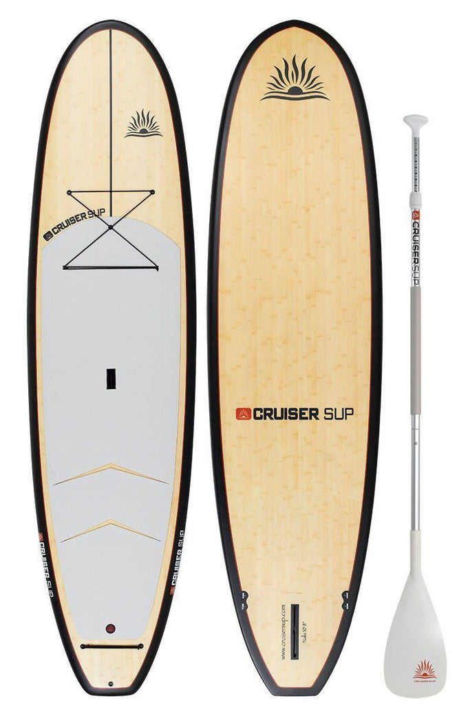 "Nalu Dura-Shield 10'2""-10'8"" Bamboo/Carbon/Kevlar/Poly-Carbonate"