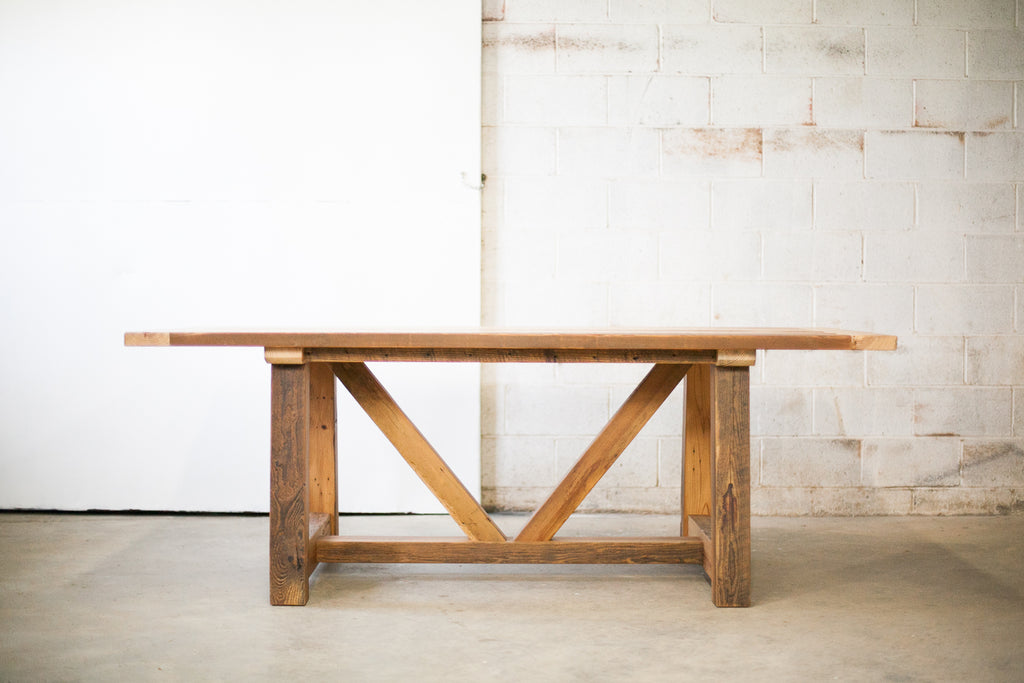 A-Frame Table