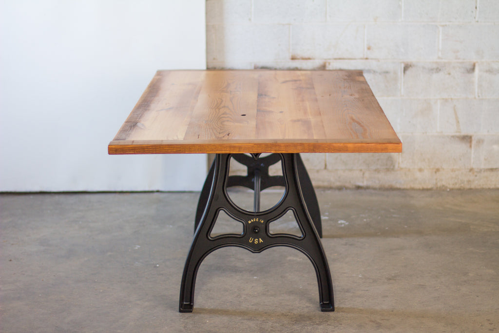 Industrial Farm Table
