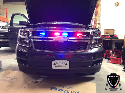 SoundOff Signal mPower Tahoe Grille