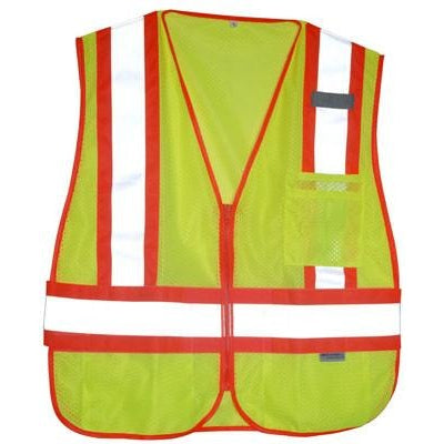 Aervoe ANSI Class 2 Safety & Traffic Vest