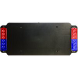8EVP EOS Tag Frame 2 LED Red/Blue