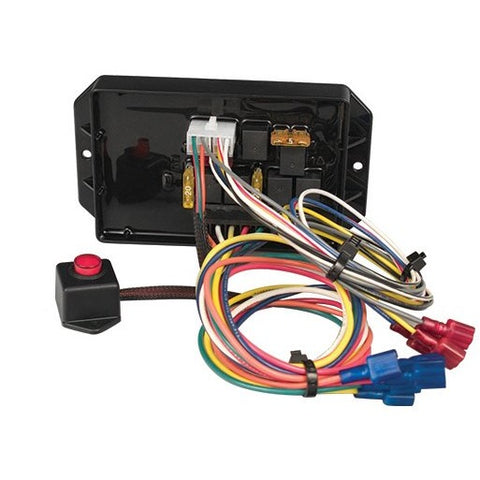 SoundOff Signal Ignition Security System