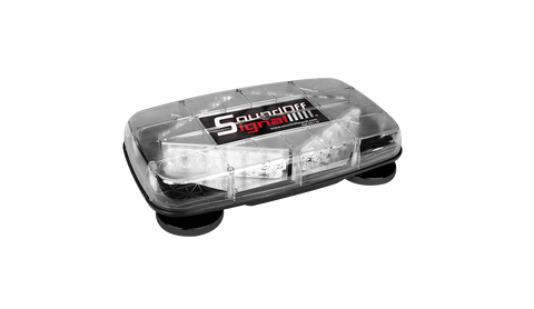 SoundOff Signal Pinnancle Mini LED Lightbar