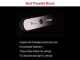 "SoundOff Signal mPower Fascia 3 Warning Light, 3"" 8-LED Dual Color"
