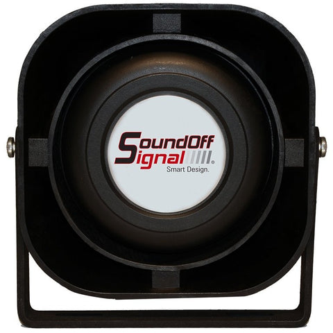 SoundOff Signal 100N Series Composite Speaker