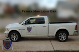 Feniex Fusion Mini Lightbar (Single Color)