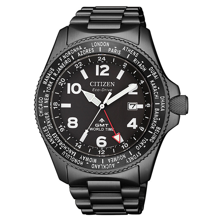 CITIZEN ECO-DRIVE PROMASTER LAND BJ7107-83E