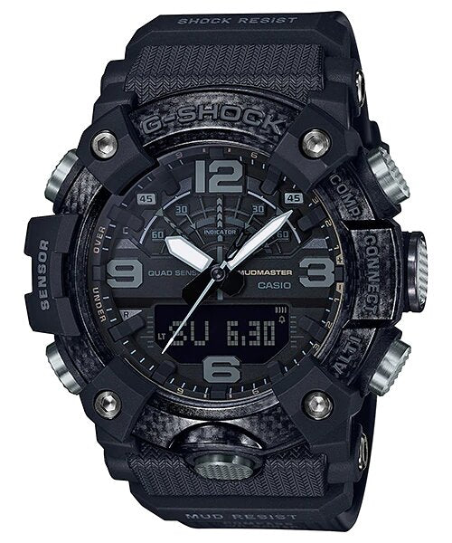 G-SHOCK MASTER OF G BLACKOUT GG-B100-1BDR (SPECIAL PROMO)