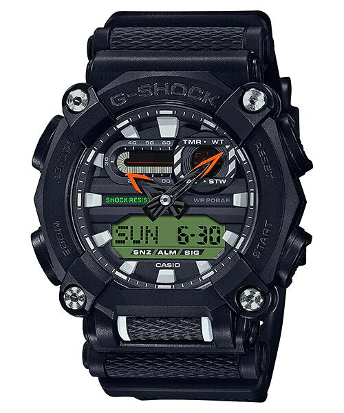 G-SHOCK GA-900E-1A3DR (with Extra Strap)