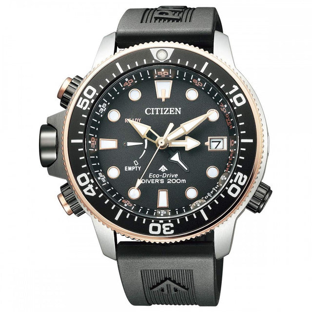 CITIZEN ECO-DRIVE PROMASTER AQUALAND MARINE BN2037-11E (30th Anniversary Limited Model)