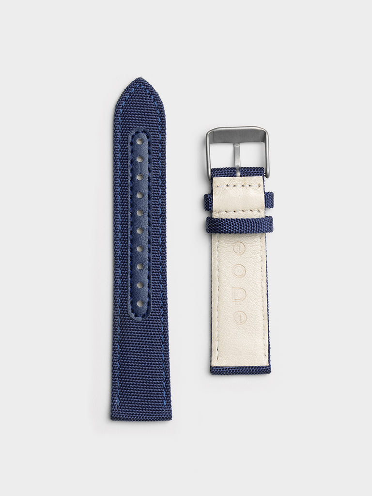 EONE Bradley Canvas Blue Strap