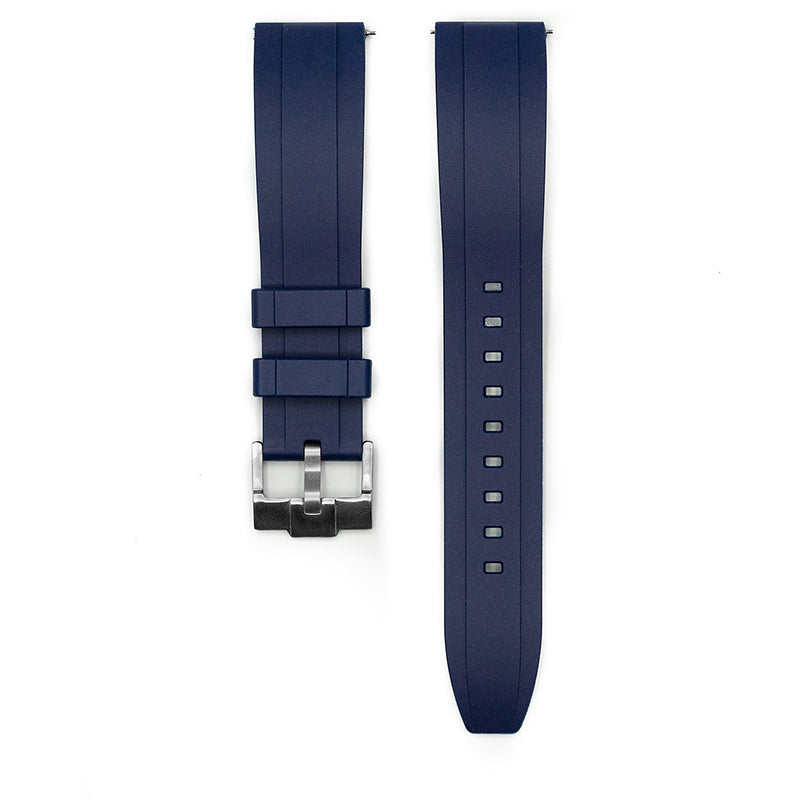 FLEX RUBBER STRAP - BLUE