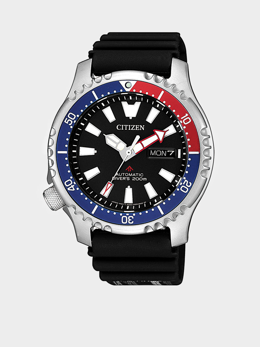 CITIZEN ASIA LIMITED EDITION PROMASTER FUGU NY0083-14X