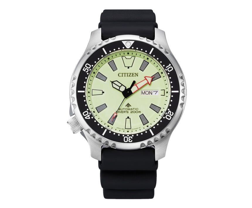 CITIZEN PROMASTER FUGU NY0119-19X (NEW) - Limited 2000 pcs