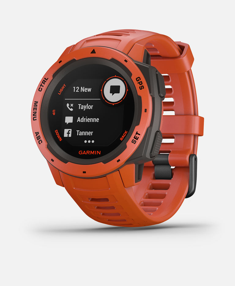 GARMIN INSTINCT (RED)