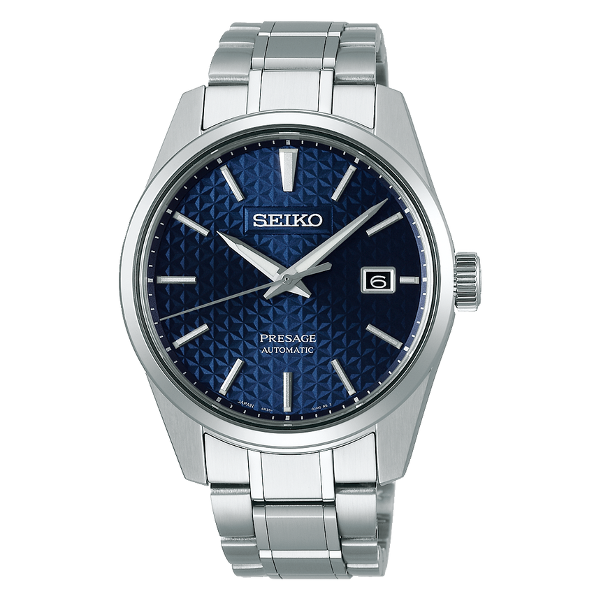 SEIKO PRESAGE SHARP EDGED - SPB167J1