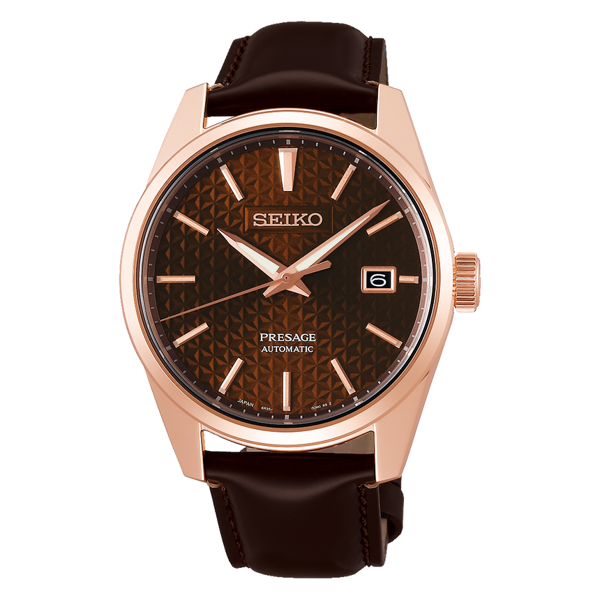 SEIKO PRESAGE SHARP EDGED - SPB170J1