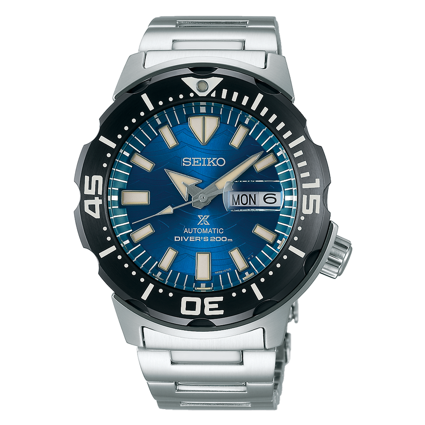 SEIKO PROSPEX MONSTER SAVE THE OCEAN - SRPE09K1