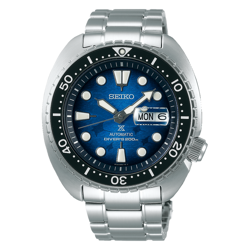 "SEIKO PROSPEX TURTLE MANTA RAY ""SAVE THE OCEAN"" - SRPE39K1"