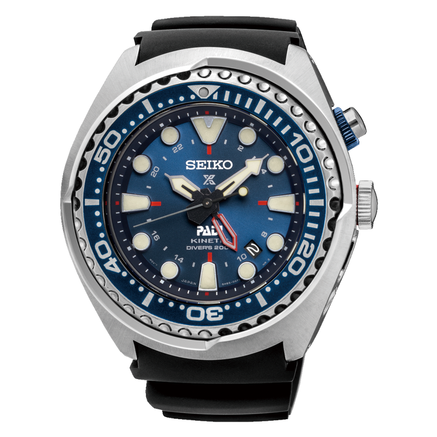 SEIKO PROSPEX PADI KINETIC GMT - SUN065P1