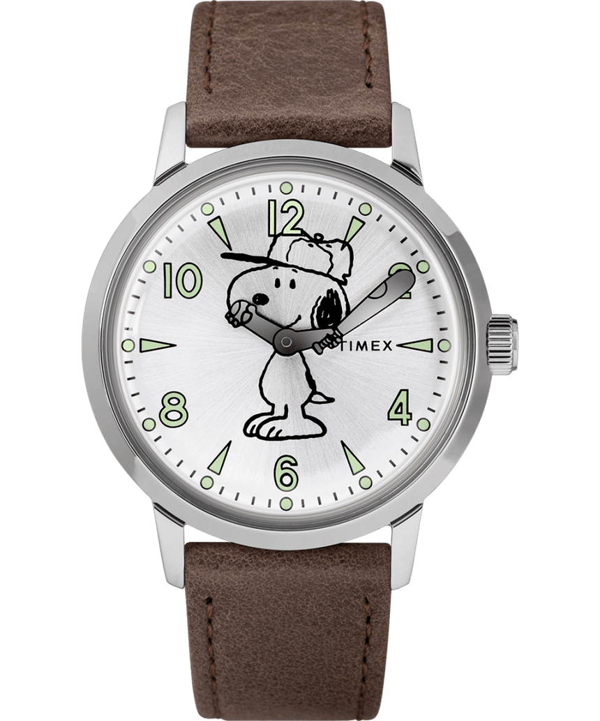 Welton Timex x Snoopy TW2R94900 (Coming Soon in Sept)