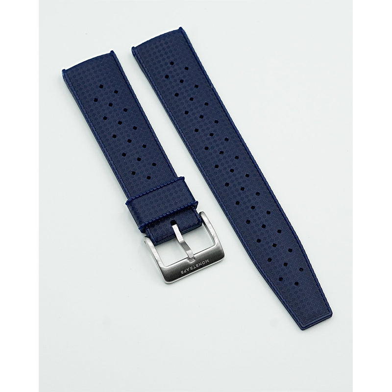VULCANISED RUBBER TROPIC STRAP - NAVY