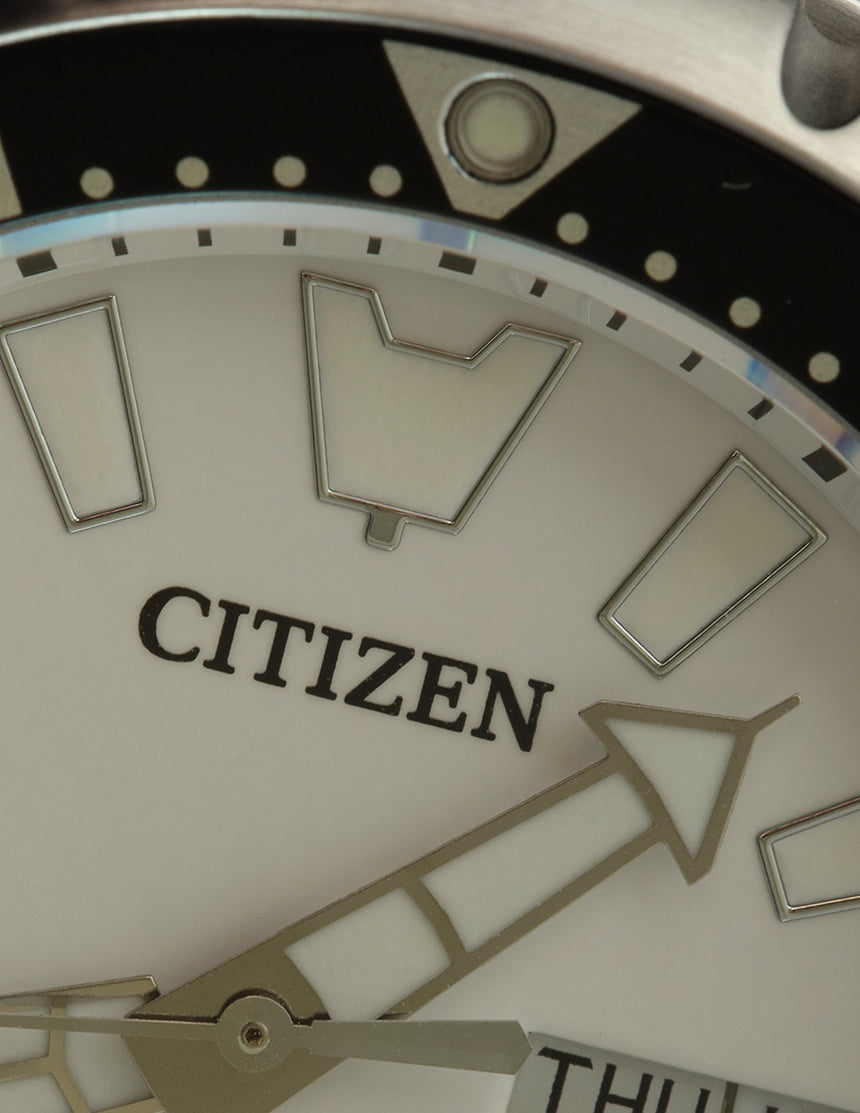 CITIZEN PROMASTER FUGU NY0118-11A (NEW)