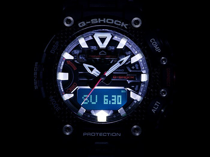 G-SHOCK GRAVITY MASTER GR-B200-1ADR (SPECIAL PROMO)