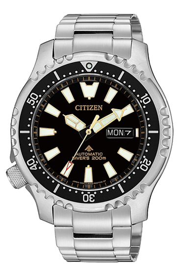 CITIZEN ASIA LIMITED EDITION PROMASTER FUGU NY0090-86EB (NEW)