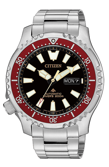 CITIZEN ASIA LIMITED EDITION PROMASTER FUGU NY0091-83EB (NEW)