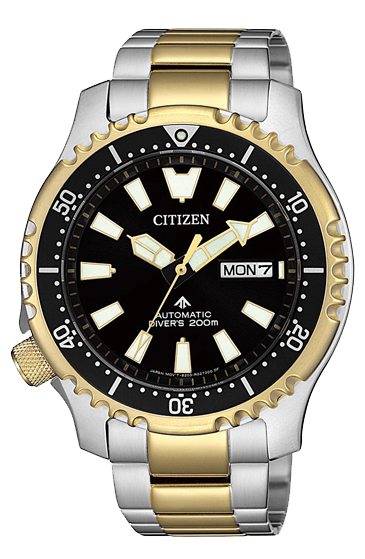 CITIZEN ASIA LIMITED EDITION PROMASTER FUGU NY0094-85EB (NEW)