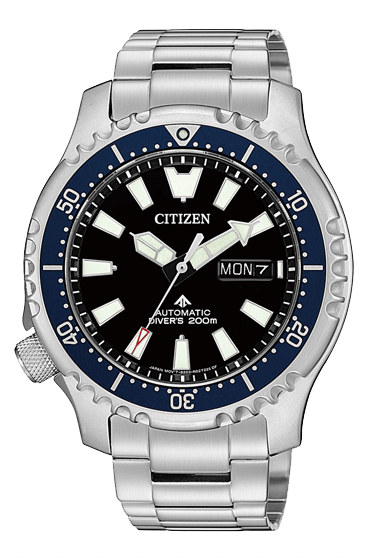 CITIZEN ASIA LIMITED EDITION PROMASTER FUGU NY0098-84EB (NEW)