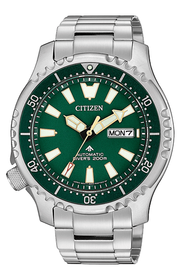 CITIZEN ASIA LIMITED EDITION PROMASTER FUGU NY0099-81X (NEW)