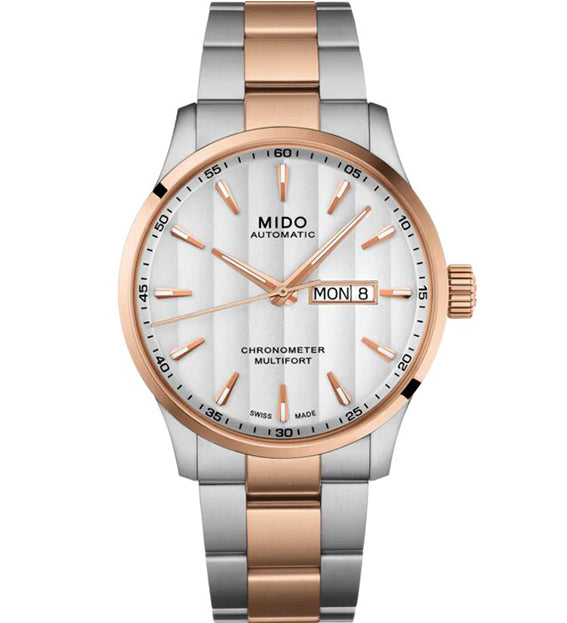 MIDO MULTIFORT CHRONOMETER 1 M038.431.22.031.00