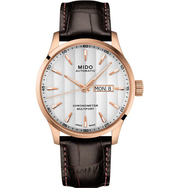 MIDO MULTIFORT CHRONOMETER 1 M038.431.36.031.00