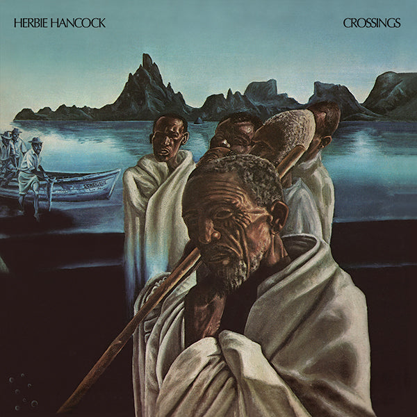 Herbie Hancock - Crossings LP