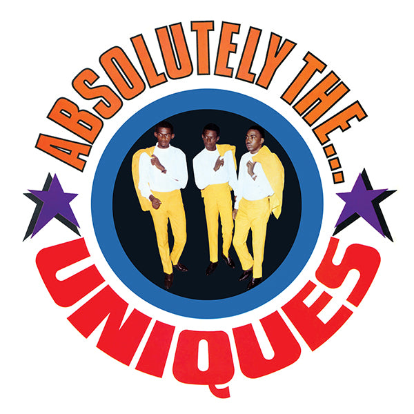 The Uniques - Absolutely The Uniques LP