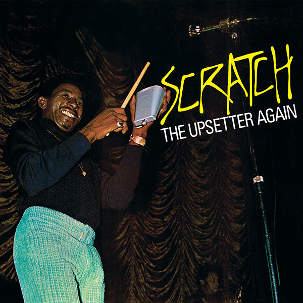 The Upsetters - Scratch The Upsetter Again LP