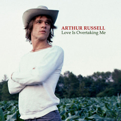 Arthur Russell - Love Is Overtaking Me 2xLP